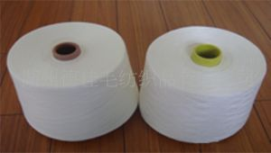 Wool/Nylon Blended Yarns (DJ07)