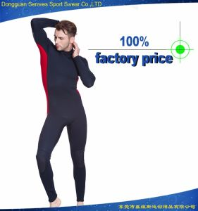 Men Quality Keep Warm 3mm Neoprene Diving Wetsuit pictures & photos