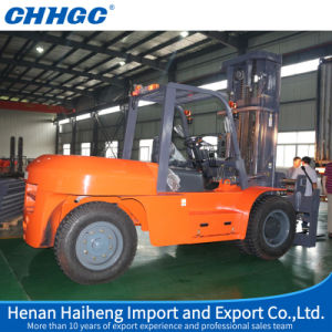 CE Approved Forklift Truck, Diesel Forklift for Sale, 1-16 Ton New Forklift Price pictures & photos