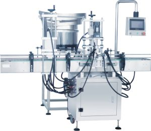 Automatic Linear Capping Machine Capper pictures & photos
