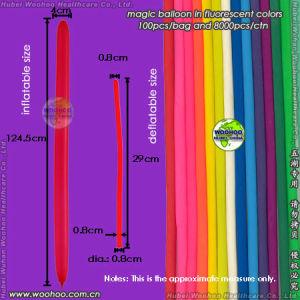 Fluorescent Magic Balloon pictures & photos
