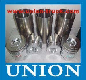 Yanmar 4D84 Cylinder Liner Set, 4D84 Piston, 4D84 Piston Ring