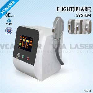 Portable Elight/IPL/RF Blood Vessel Removal Equipment pictures & photos