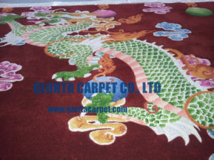 New Zealand Wool Handtufted Carpet pictures & photos