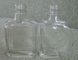 Glass Wine Bottle, Vodka Bottle (BL-JP351-352) pictures & photos