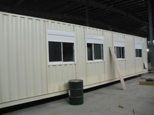 Modified Container House pictures & photos