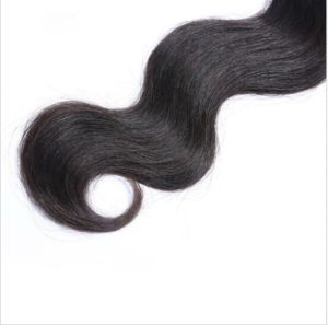 Natural Looking Body Wave Brazilian Virgin Human Hair pictures & photos