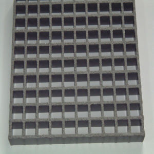 FRP Molded Gratings for Chemiccal Platform (HRVEFR-01) pictures & photos