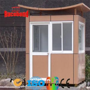 Wooden ACP Aluminum Composite Panel (RCB130545) pictures & photos