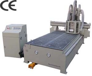 Woodworking CNC Router Machine Rj-1325 pictures & photos