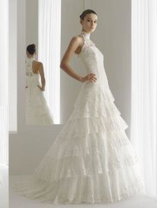 Wedding Dress and Wedding Gowns (NW2079)