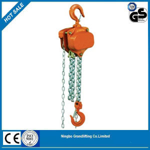 Zhc-B Hand Chain Vertical Hoist, Manual Block, Chain Hoist pictures & photos