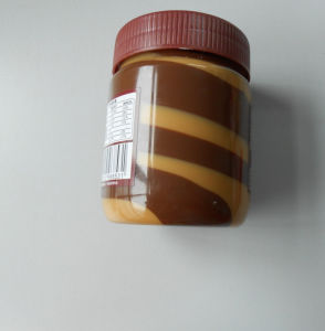 Chocolate Peanut Butter 340g in Pet Bottle pictures & photos
