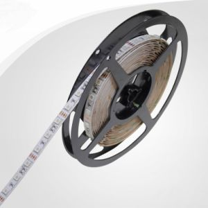 SMD5050 RGB Flexible LED Strip Light with IP67 Waterproof