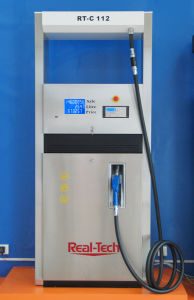 Double Nozzles Fuel Pump for Gas Station pictures & photos