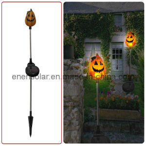 Solar Pumpkin Light (HL014-1)