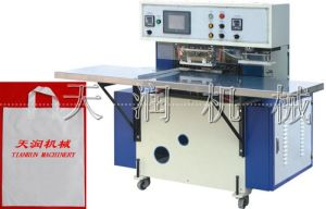 Automatic Soft Loop Handle Bag Making Machine (TR-HB400) pictures & photos