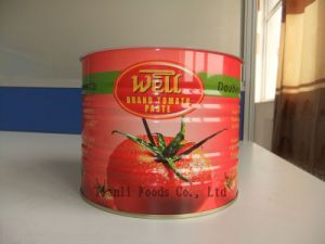 28-30%Brix Double Concentrated Canned Tinned Tomato Paste