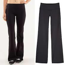 Fashionable Polyester & Spandex Yoga Pants for Women pictures & photos