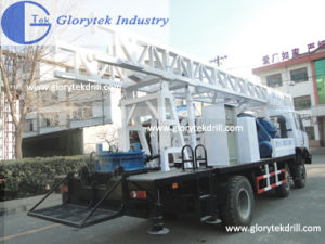 C200CLCA Truck Mounted Type Water Well Drilling Rig pictures & photos