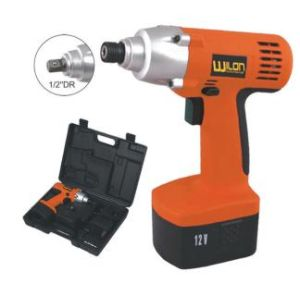 Cordless Impact Screwdriver/Wrench (WLP814)