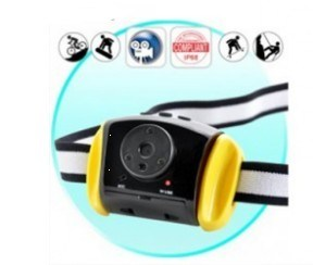 Real Time Stamp Sport Camera (AVR007)