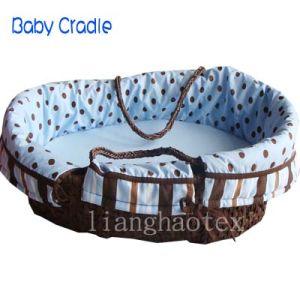 Corn Husk Straw Baby Basket