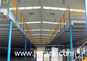 Steel Mezzanine Platform pictures & photos