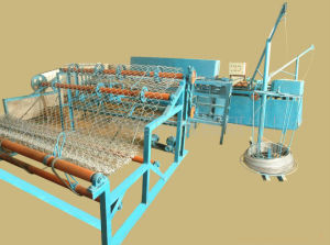 Shenghua Full Automatic Chain Link Fence Machine (pneumatic) pictures & photos