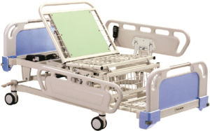 Hospital Furniture ICU Electric Bed pictures & photos