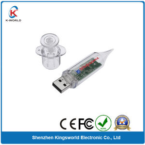 Plastic Syringe USB Memory Stick