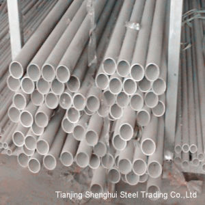 Welded Stainless Steel Pipe (202) pictures & photos
