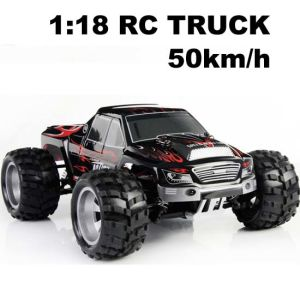 Et-197900 1/18 2.4G 4WD Electric RC Car Monster Truck RTR pictures & photos