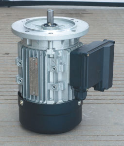 2HP Mc Series Aluminum Frame Capacitor Start Single Phase Motor pictures & photos