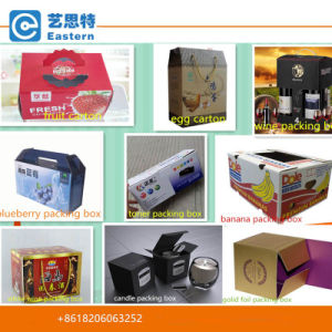 Cheap Custom High Level Cosmetic Packaging Paper Boxes pictures & photos