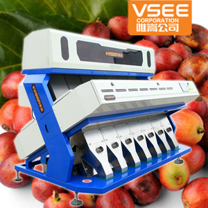 Excellent Quality High Output, 5000+ Pixels Coffee Bean Big Sorter Machine pictures & photos