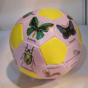 Soft Ball, Soccer Ball Shape, 32panels, Animal Printing with Words for Kids Learning (B10109) pictures & photos