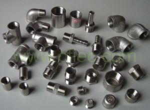 Thread Stainless Steel Pipe Fittings