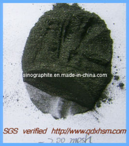Natural Flake Graphite Powder for Friction Material (-290)