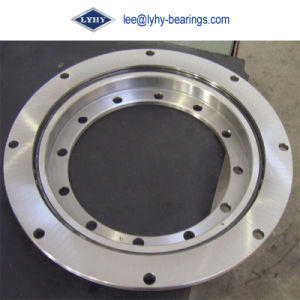 Light Series Four-Point Contact Ball Slewing Bearings Without a Gear (RKS. 230411) pictures & photos