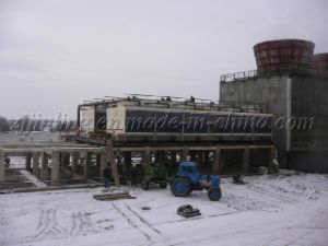 Cross Flow Rectangular Cooling Tower Jn-300 pictures & photos