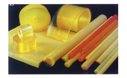 Polyurethane Sheets and Rods