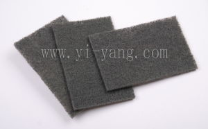 Abrasive Scouring Pad (Y046) pictures & photos