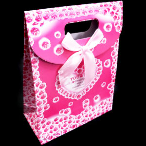 Gift Handle Packing Bag