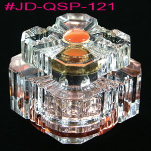 Crystal Table Decoration Perfume Bottle (JD-QSP-121) pictures & photos