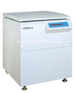 Low Speed Large Capacity Refrigerated Centrifuge  (DDL6)