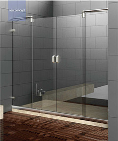New Design Stainless Steel Shower Enclosure Hs-2864