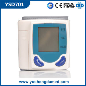 High Qualified Wrist Type Blood Pressure Monitor Ysd701 pictures & photos