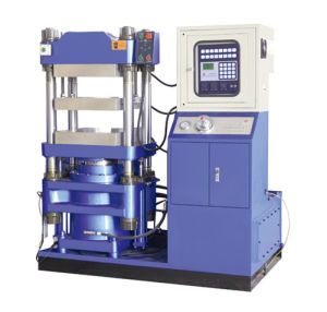 Double Layer Plate Vulcanization Press for Rubber pictures & photos
