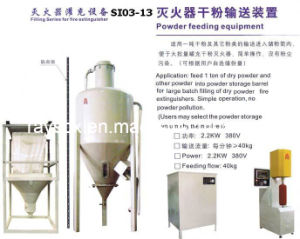 Fire Extinguisher Filling Machine (SI03-10C) pictures & photos